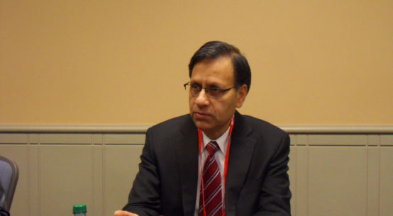 Sujeet Chand, CTO of Rockwell Automation